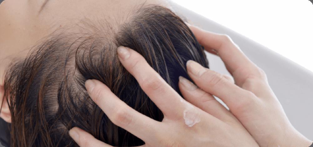 ヘッドスパ 頭皮ケアコース